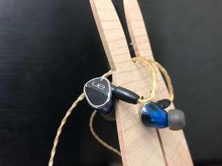 🚚 UE900 旗艦級四單體耳道式耳機