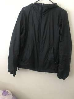 Uniqlo reversible windbreaker