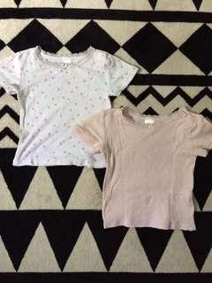 H&M Top Combo