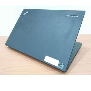 【14吋筆電】聯想 LENOVO T440 四代I7+8G+256G SSD HD螢幕 背光鍵盤 小紅點設計 8成新