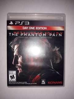 Metal Gear Solid V The Phantom Pain Day One Edition #BlackFriday100