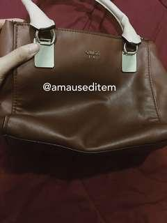 handbags leather guess 1981 authentic