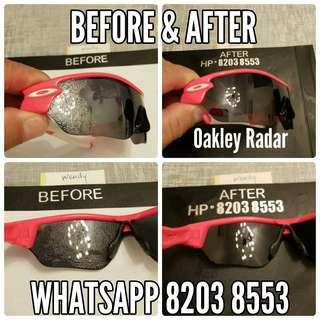 97180fa596 Oakley Radarlock Radar EV Path Garage Rock FrogSkins EyeShade Heritage  Jupiter Squared X Metal Rubber ear