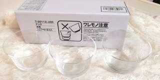 🚚 🇯🇵日本製原裝茶杯組 瓷器杯*5 玻璃杯*3
