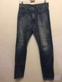🚚 Lee 直筒牛仔褲
