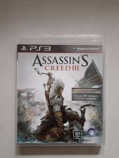Assassin's Creed III (3D Compatible)