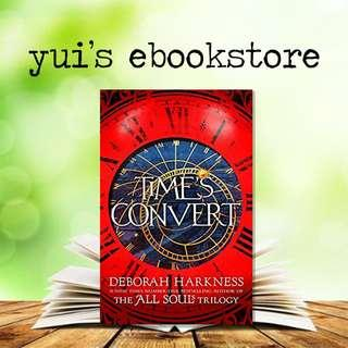 HARKNESS - TIME'S CONVERT