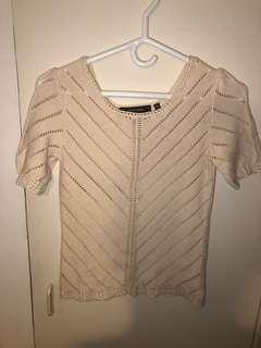 Urban Outfitters fletcher knit top size Xs