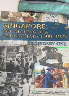 Singapore, the making of the great nation SECONDARY 1