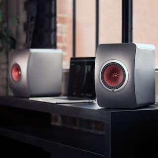 🚚 KEF LS50W Wireless Active Speaker, cheapest best price in Singapore SG