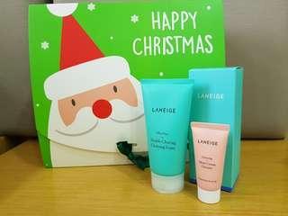 Laneige Cleanser Foam 150ml free moist cream cleanser 30ml