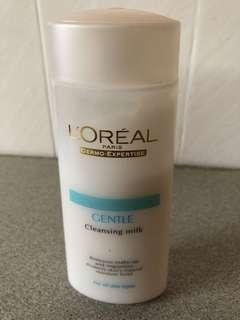 Loreal Cleansing Milk