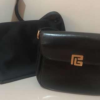 [FREE SHIPPING] Pierre Balmain and Esprit bags TAKE ALL