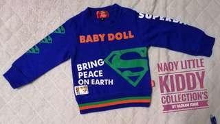 Superbaby sweatshirt