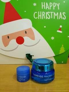 Laneige gel crram 50ml free sleeping mask 15ml