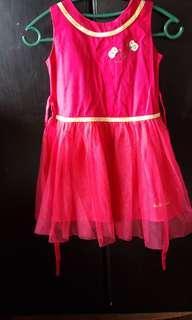 Kaboosh Dress 4to5 yo