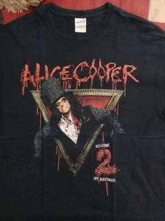 T shirt Alice Cooper