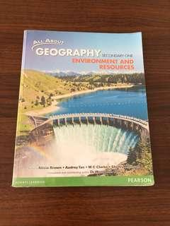 All About Geography Textbook sec 1