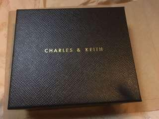 charles and keith wallet 銀包