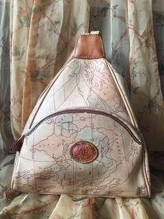 AE Allan Edward Map bag