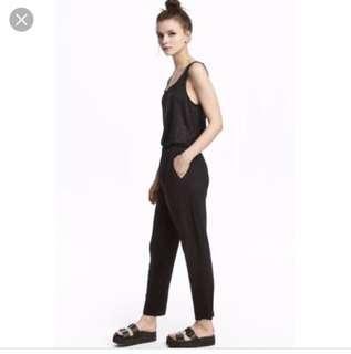 H&m jumpsuit XS