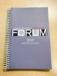 Diary Planner 2019 - Indo-Pacific Defense Forum