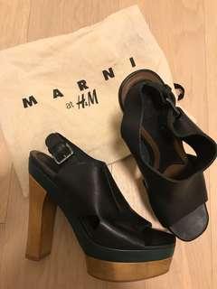 Reduced! Limited edition - Marni platform high heels