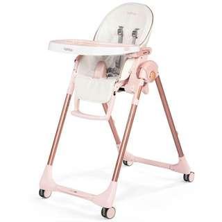 Peg perego 最新high chair prima Pappa  多色有轆