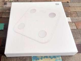 Timbangan xiaomi 2 Mi smart scale 2 like new