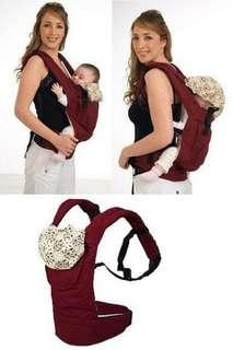 Baby Carrier with hood