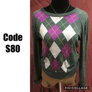 Knitted Sweater S80