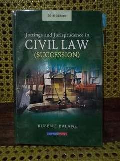 Succession by Balane