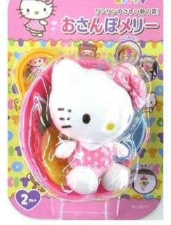 🇯🇵日本直送 Hello Kitty 小木馬玩具