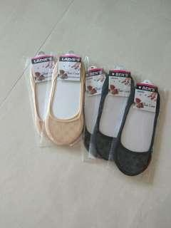 Ladies foot cover sock