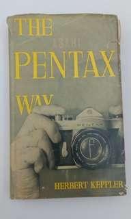 The Asahi Pentax Way Book