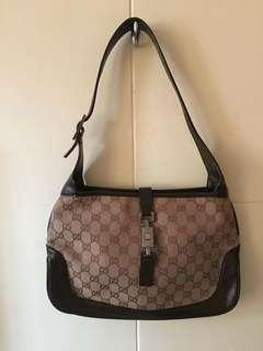 Vintage Gucci Jackie O mini hobo bag