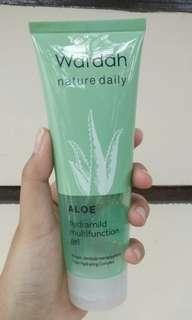 Wardah Nature Daily Aloe Hydramild Multifunction Gel