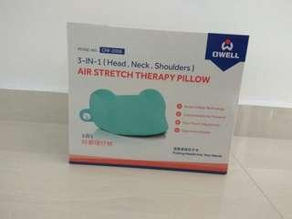 Brand New Owell Air Stretch Therapy Pillow