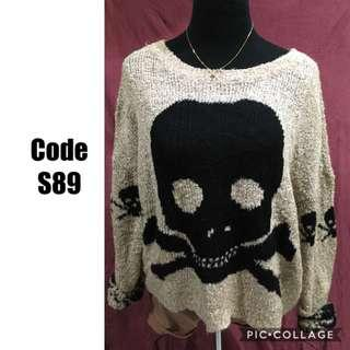 Knitted Sweater S89