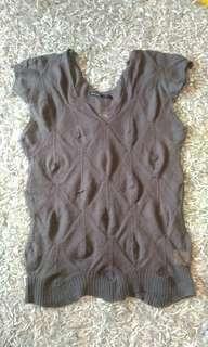 🚚 MASTINA 短袖毛衣