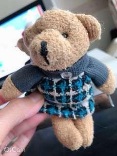 🚚 格子小熊