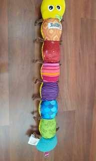 Lamaze caterpillar