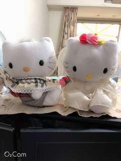 🚚 卡哇伊結婚Hello Kitty /組