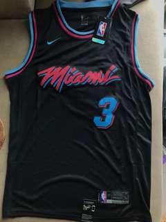 WADE Miami NBA jersey