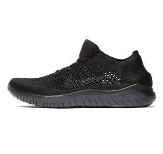 Nike Free Run Flyknit 2018 Mens Shoes Sneakers Cross Trainers Brand New