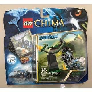 LEGO Legends of Chima Corzan 70109