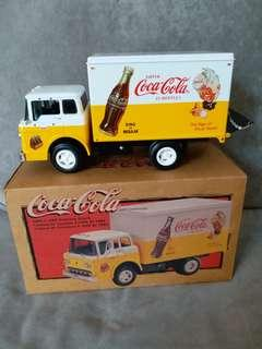 Cocacola 可口可樂1/25貨車