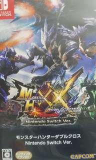 Switch mhxx