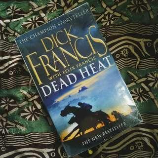 DEAD HEAT by Dick & Felix Francis (PRELOVED)