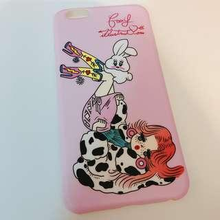 iPhone 6s / 6 PLUS case FOXY